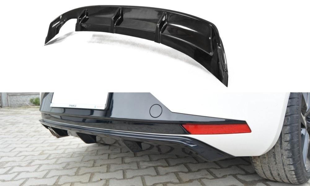 Dyfuzor Tylny Seat Leon III FR - GRUBYGARAGE - Sklep Tuningowy